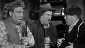 the three stooges 179 guns a poppin 1957 joe besser larry moe