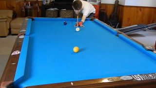 Awkward Shots in Pool and How to Shoot Them! – McDiggles