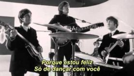 Beatles   I'm Happy Just To Dance With You Filme A Hard Day's Night