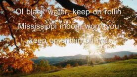 Black Water – Doobie Brothers (with lyrics)