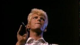 David Bowie sings 'Imagine' – a tribute to John Lennon