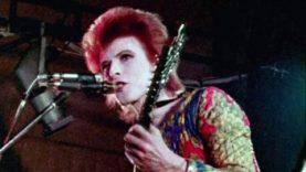 David Bowie – Ziggy Stardust – live 1972 (rare footage / 2016 edit)