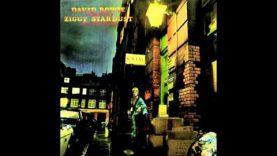 Five years – [The Rise and Fall of Ziggy Stardust and the Spiders from Mars] – David Bowie