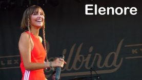Grace VanderWaal covers the Turtles' 'Elenore', Railbird Festival, Lexington, KY, 2019-08-10