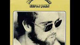 Mona Lisas & Mad Hatters – Elton John (Honky Chateau 9 of 10)
