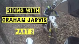 My Ride With Graham Jarvis – Part 2
