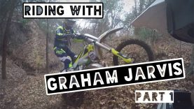 My Ride With Graham Jarvis PART 1