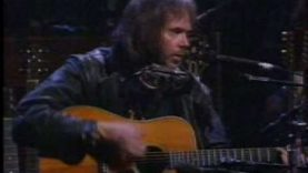 "Neil Young ""Unknown Legend"""