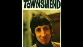 Pete Townshend Let My Love Open The Door