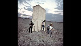 The Who – Behind Blue Eyes (HQ)