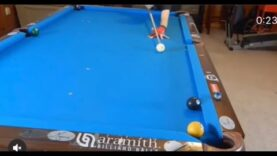 Awesome Pool Trick Shots!