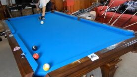 Awkward Shots in Pool and How to Shoot Them!