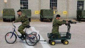 Best army fail compilation   Funniest military fails