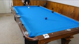 Commonly Missed Shots In Pool And How To Make Them!!