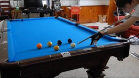 Crazy Shots In Pool And How To Easily Make Them!