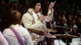 Elvis Presley in concert – june 19, 1977 Omaha best quality (so far I know of)