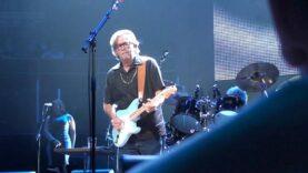 Eric Clapton, Robert Cray & Buddy Guy – 15 – We We Baby – Live February 1990