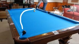 How To Curve A Pool Ball! | Helpful Masse Shots
