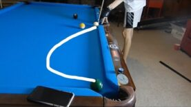 """How To Make """"IMPOSSIBLE"""" Pool Shots!"""