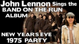 Just like starting Over, John Lennon. (Lyrics)