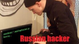 Scammer vs Russian hacker (indian tech scammers)