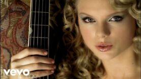 Taylor Swift – Teardrops On My Guitar