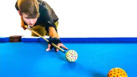 The Secret to Developing PERFECT AIM in Pool!