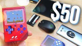 Top Tech Under $50 – September!