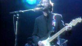E Clapton B Dylan Don't Think Twice, It's All Right Benefit Live 1999