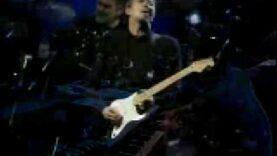 Eric Clapton – Bad Love – Live 1990
